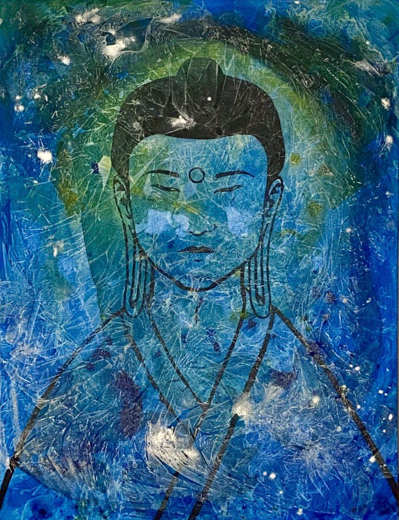 "Buddha 02 ""Concentration"""