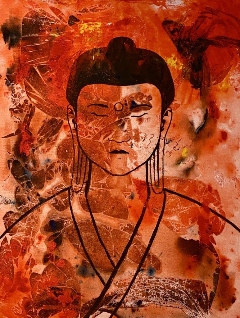 "Buddha 03 ""Rage"""